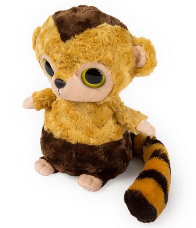 Peluche scaldaletto Roodee Capuchin - Yoohoo and Friends - 25cm