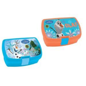 Box Portamerenda Disney Frozen Olaf