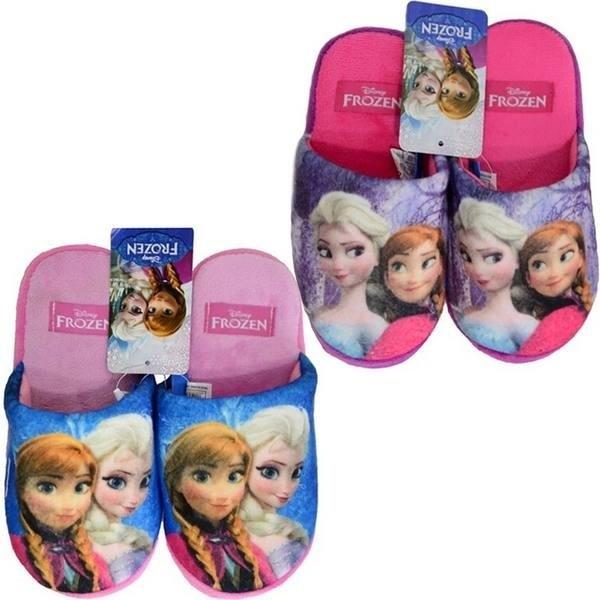 Pantofole Anna e Elsa Disney Frozen