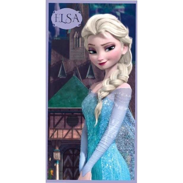 """Asciugamano telo mare Disney Frozen """"Elsa"""""""