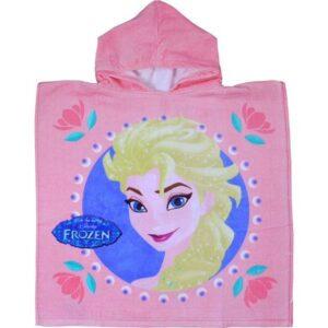 Accappatoio Poncho Disney Frozen