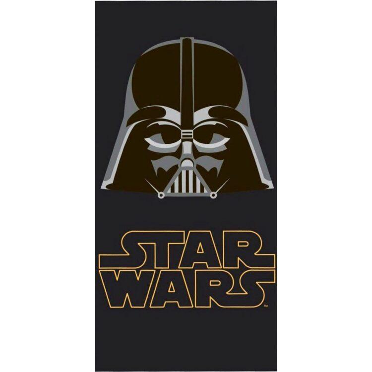 Asciugamano telo mare Star Wars Darth Fener