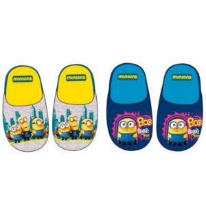 Pantofole bambino Minions