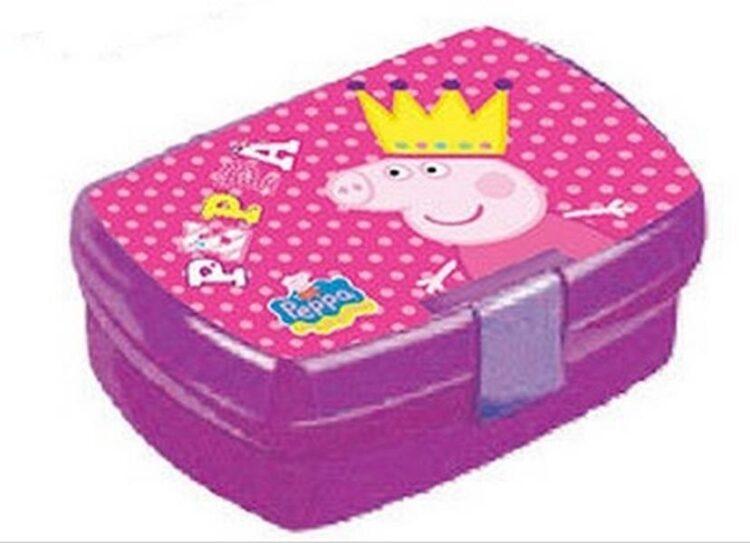 Lunch Box Peppa Pig Principessa