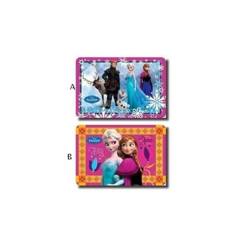 Tovaglietta in plastica Disney Frozen