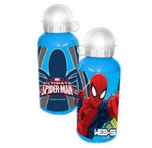 Borraccia alluminio Spiderman