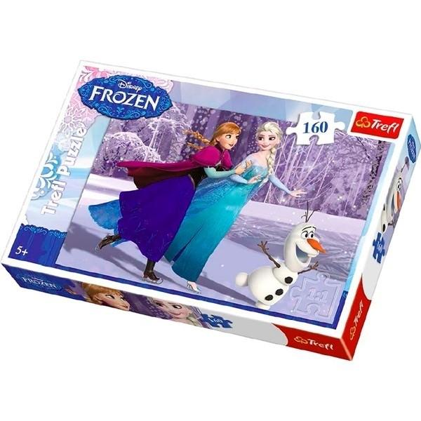Puzzle Disney Frozen 160pz