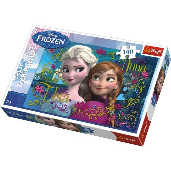 Puzzle Disney Frozen 100pz
