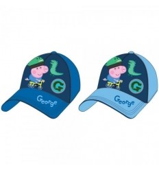 Cappellino con visiera George e il Dinosauro