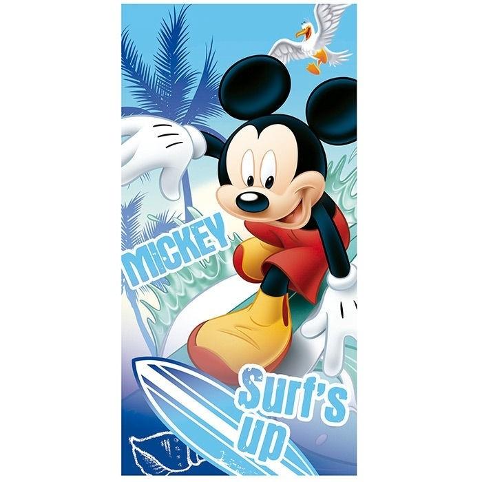 Asciugamano telo mare Disney Topolino in microfibra