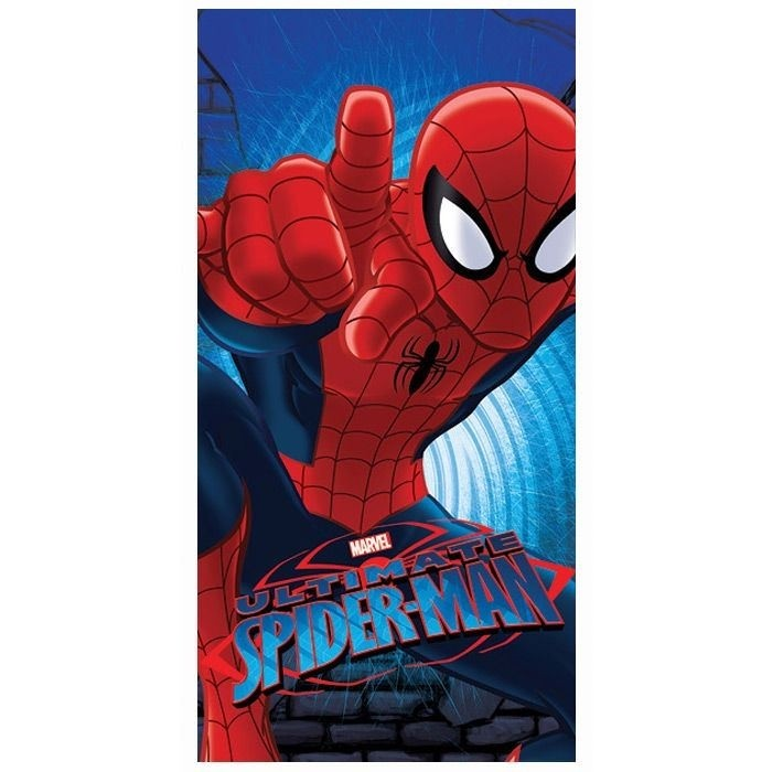 Asciugamano telo mare Spiderman Marvel Ultimate