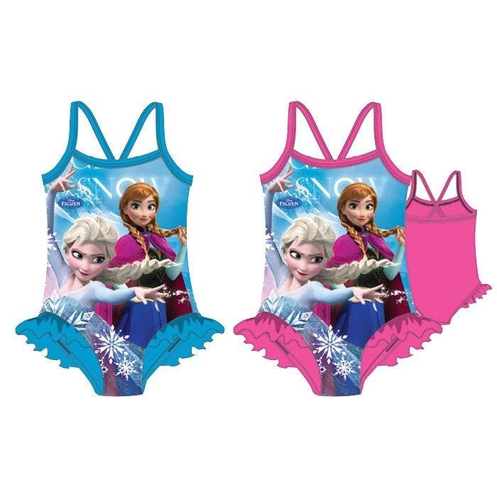 Costume intero Disney Frozen Anna ed Elsa