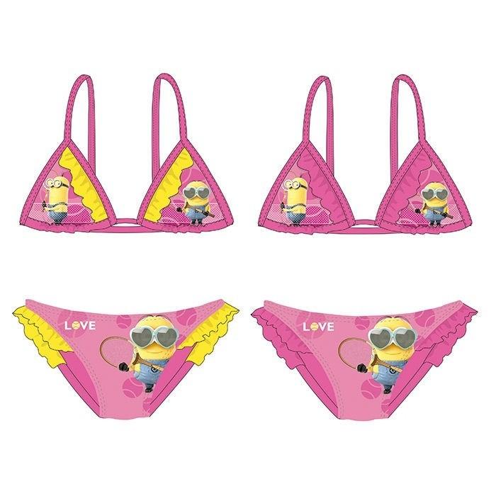 Bikini per bambina Minions