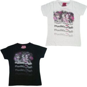 T-shirt Monster High manica corta