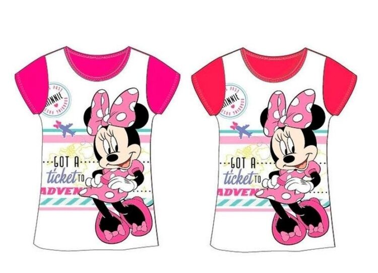 T-Shirt Minnie Travel