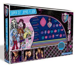 Crea il tuo gioiello Monster High Fluo