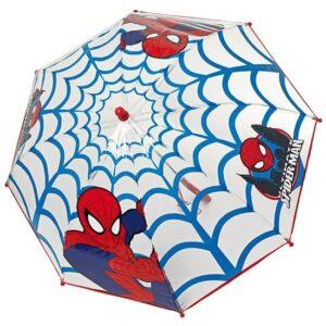 Ombrello trasparente Spiderman