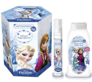 Set Acqua profumata e Bagnoschiuma Disney Frozen