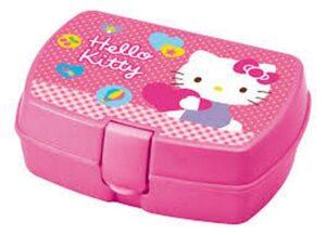 Box portamerenda Hello Kitty