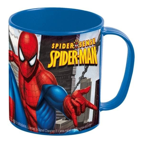 Tazza microonde Spiderman