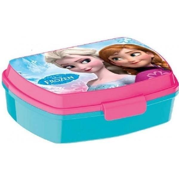 Box Portamerenda Disney Frozen