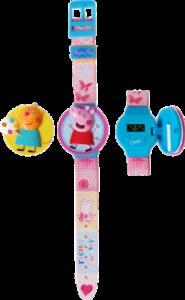 Orologio da polso LCD Peppa Pig