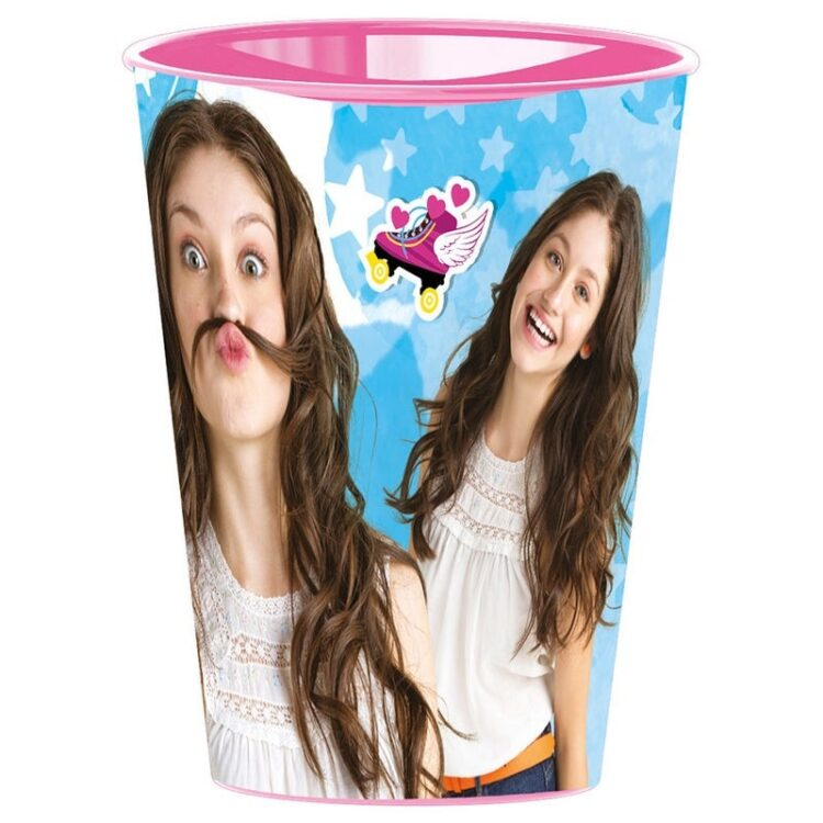 Bicchiere in plastica Soy Luna