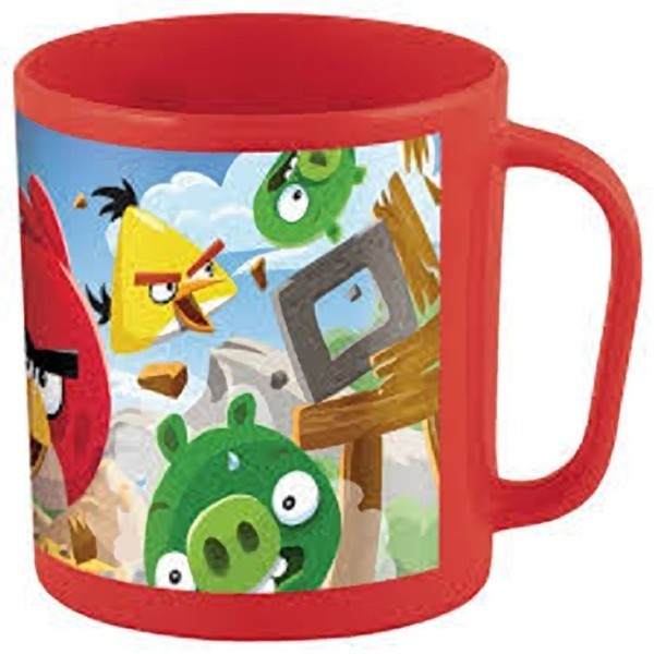 Tazza microonde Angry Birds