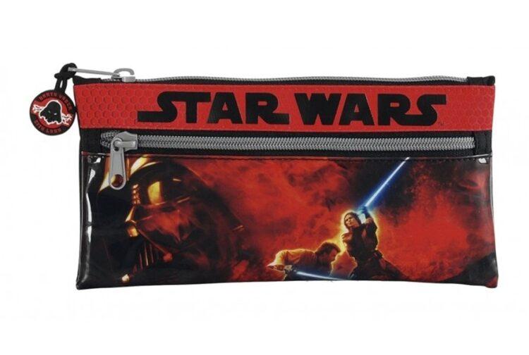 Astuccio portatutto doppia zip Star Wars Darth Vader