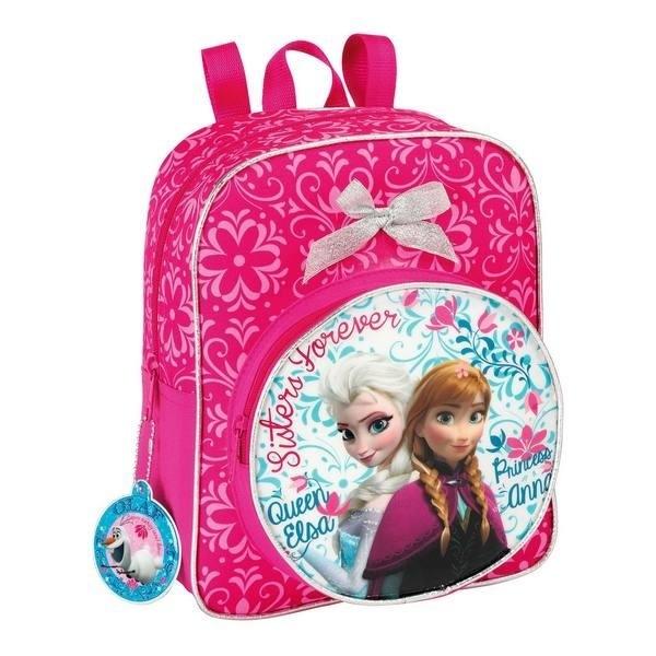 Zainetto asilo Disney Frozen Sisters Forever