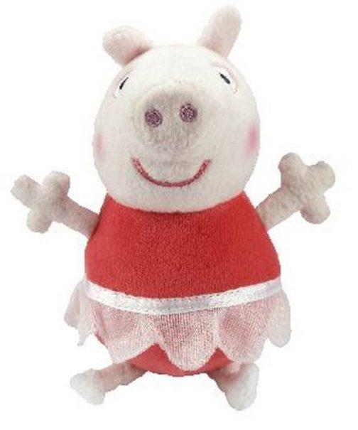 Peluche Ballerina parlante Peppa Pig