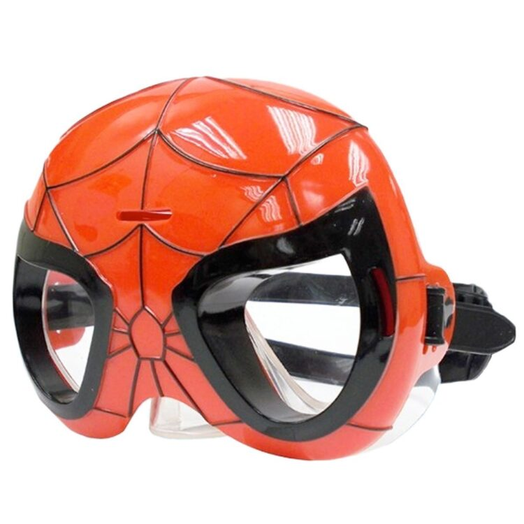 Maschera subacquea Spiderman