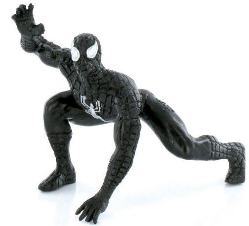 Personaggio Spiderman nero