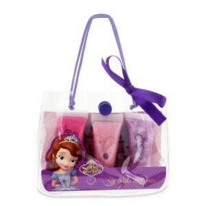 Set 3 lucidalabbra Sofia la Principessa