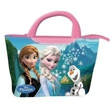 Borsa shopping Disney Frozen Regno di Ghiaccio