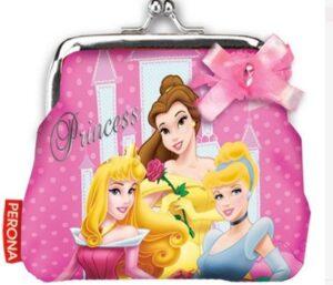 Portamonete Principesse Disney Charme