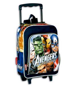 Trolley Asilo Avengers Assemble