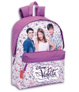Zaino elementari Violetta Disney Passport