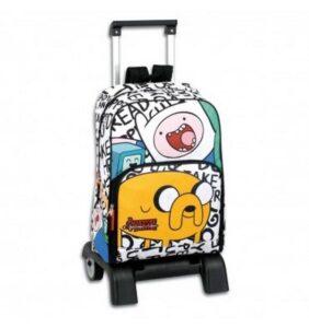 Zaino Trolley elementari Adventure Time