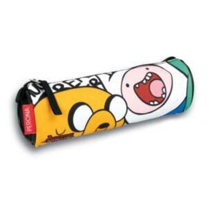 Astuccio cilindrico Adventure Time