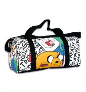 Borsone Sport Adventure Time