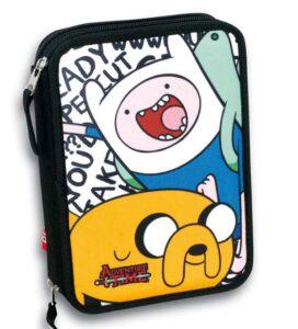 Astuccio doppio completo Adventure Time