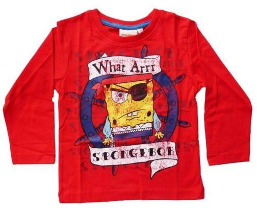 T-shirt manica lunga Spongebob