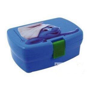 Lunch box Puffi