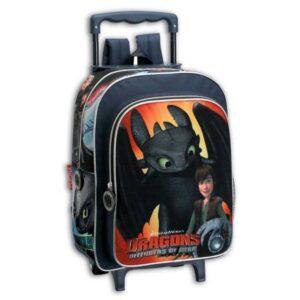Trolley asilo Dragon Trainer 2