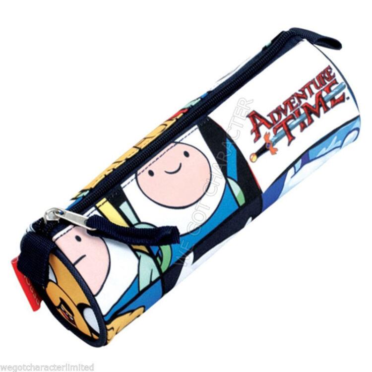 Astuccio cilindrico Adventure Time Puzzle