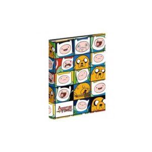 Cartelline raccoglitore con anelli Adventure Time Puzzle 2pz