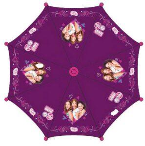 Ombrello automatico Violetta and Friends