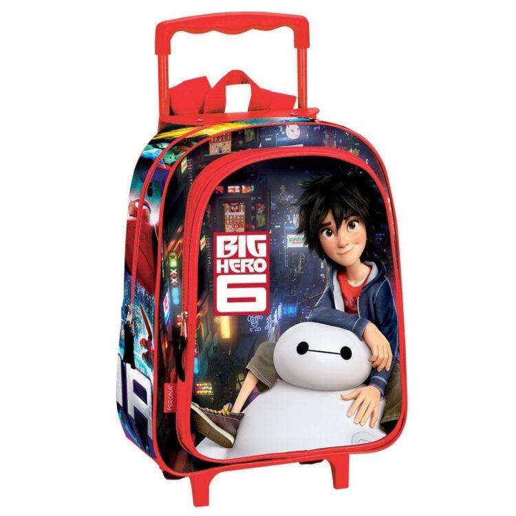 Trolley scuola/tempo liberoBig Hero 6 Mission
