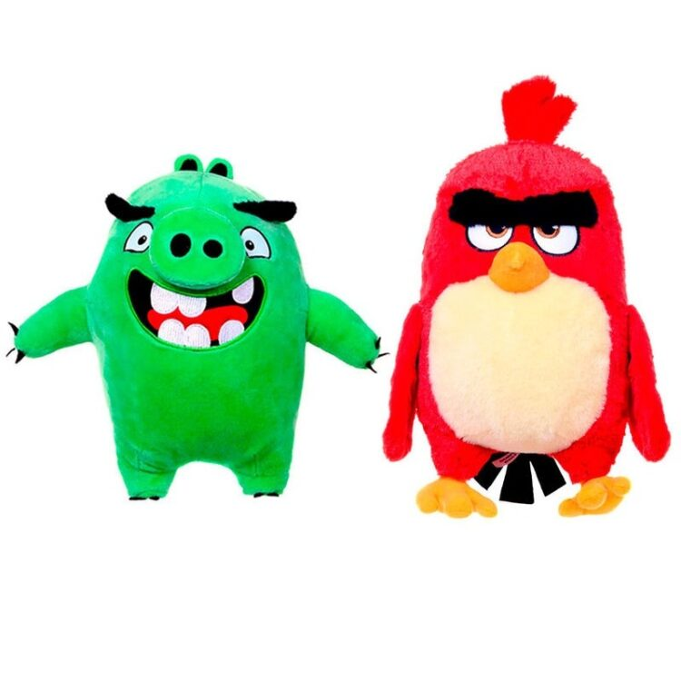 Peluche Angry Birds il Film 38 cm
